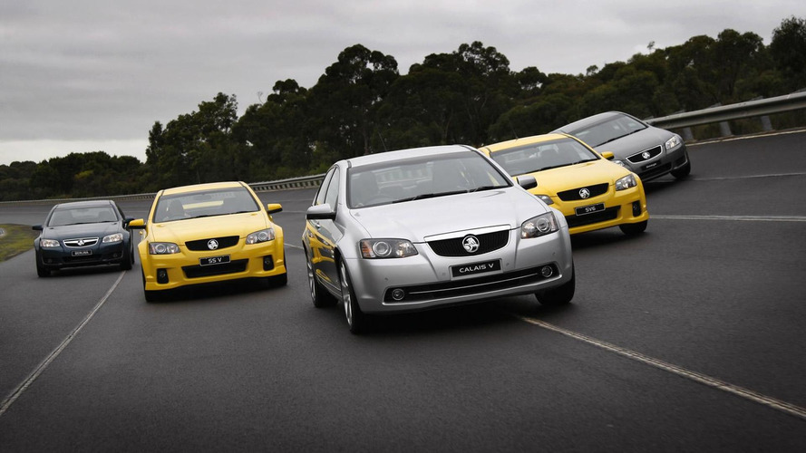 2011 Holden Commodore VE Series II revealed