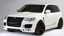 Hofele Royster GT 460 Widebody kit based on VW Touareg facelift