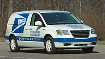 Chrysler Reveals Minivan EV Proposal for US Post Office - Seeks more gov funding