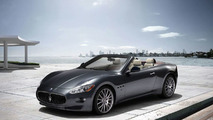 Maserati GranTurismo Convertible Pricing Announced for North America