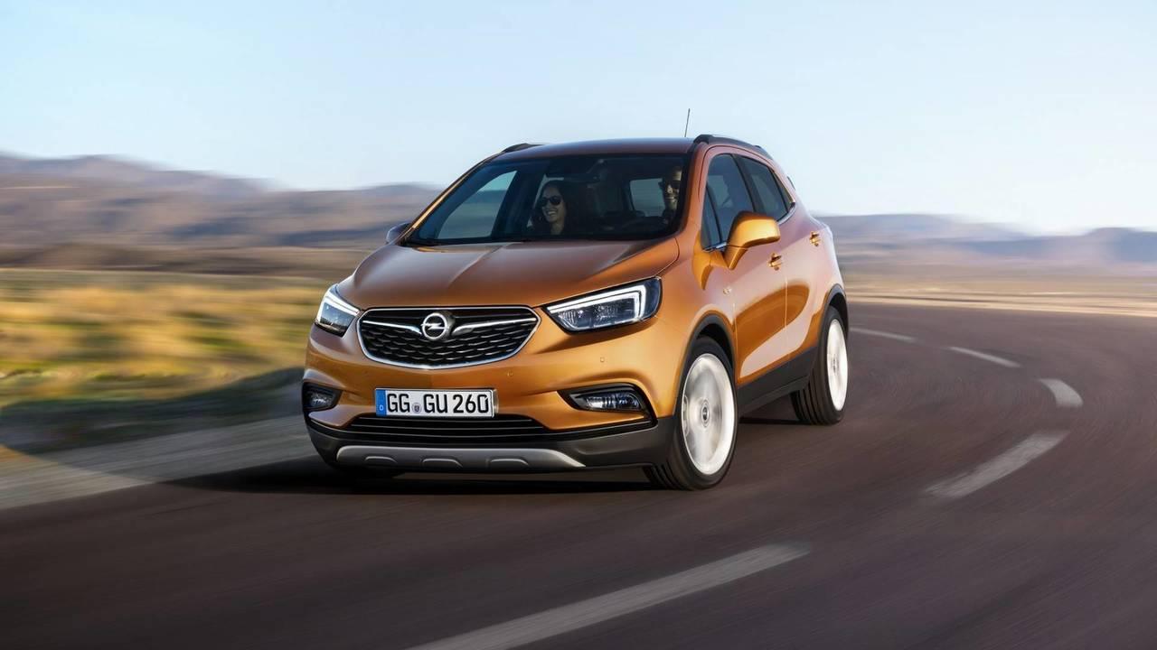 Opel Mokka X 2018