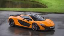 McLaren P1 Experimental Prototype 2013
