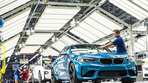 BMW M2 Production