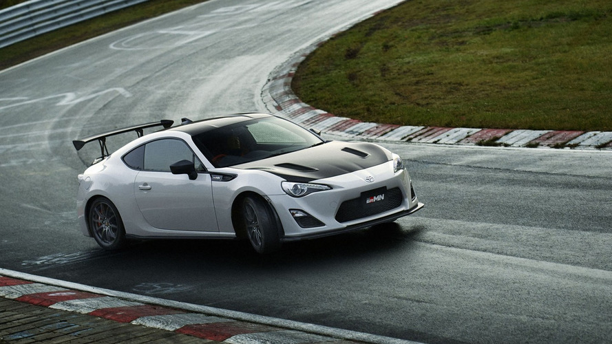 Toyota 86 GRMN launched with more power, less weight [video]