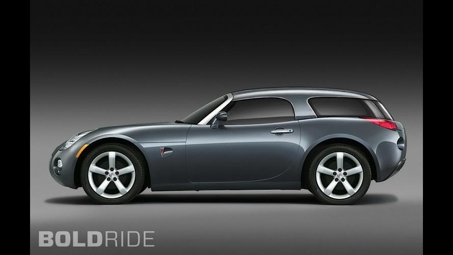 EDAG Pontiac Solstice Hard Top Concept