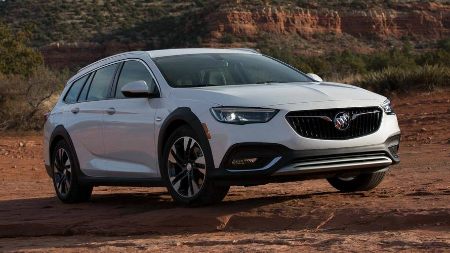 2018 Buick Regal TourX First Drive: The Anti-Crossover