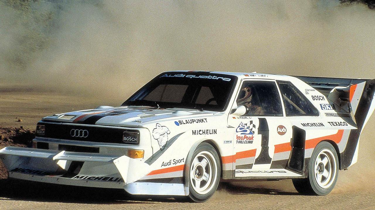 Audi Quattro Pikes Peak (1987)