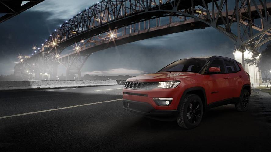 Jeep Compass 2018: nuevas series especiales Business y Night Eagle