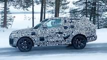 Land Rover Range Rover Coupe Spy Photos