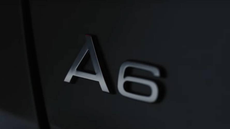 Yeni Audi A6'nın teaser videosu daha fazla detay gösteriyor
