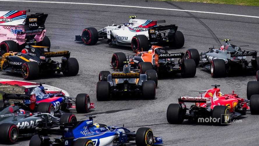 Formula 1's 2021 Plans Can End