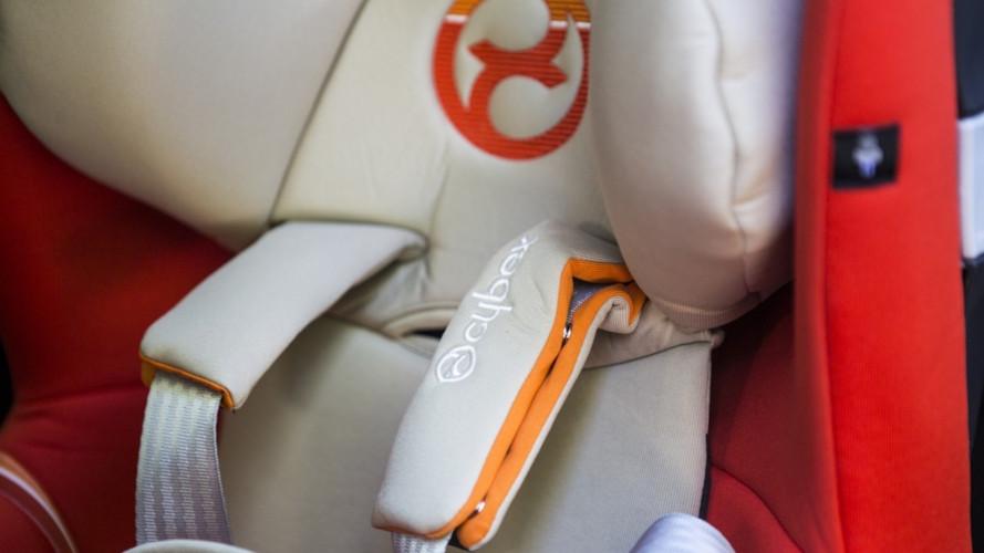 Bimbi in auto, Cybex costruisce un nuovo centro di ricerca
