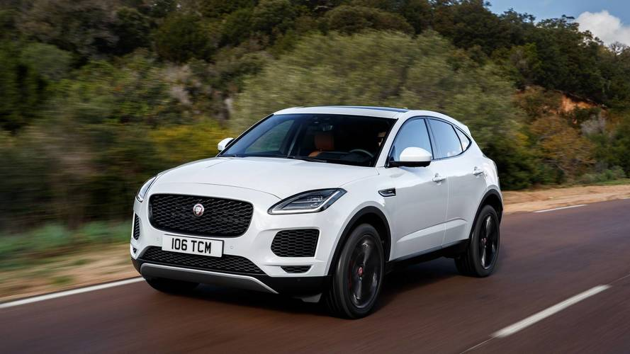 2018 Jaguar E-Pace First Drive: Brand New Brand Builder
