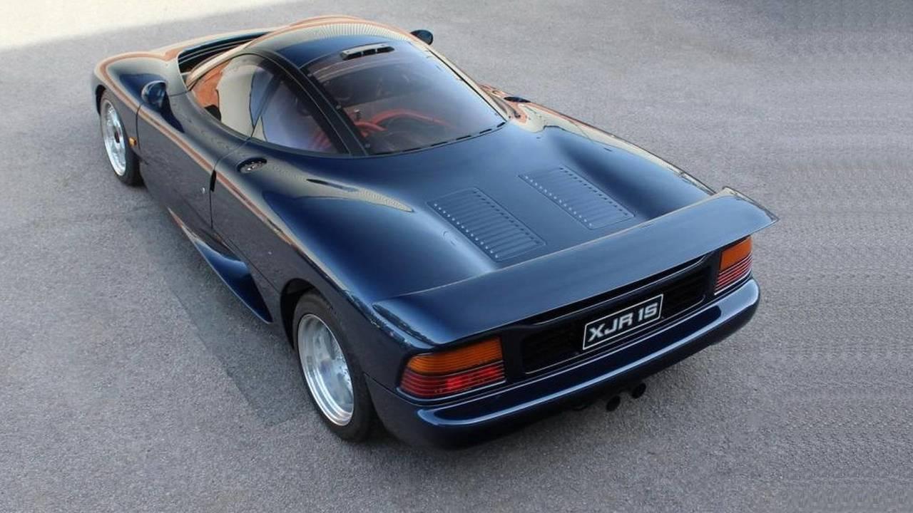 1991 Jaguar XJR-15 for sale photo