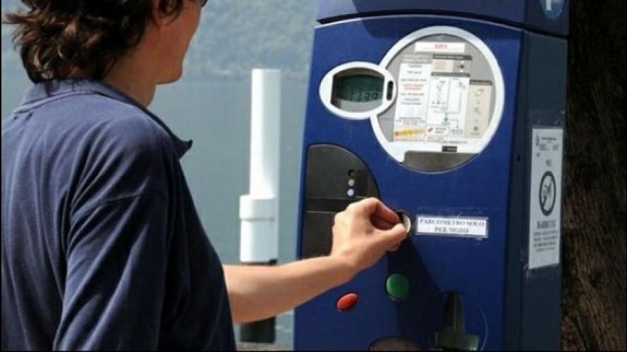 Strisce blu, cosa succede se il bancomat del parcometro non funziona