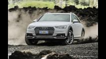 Audi A4 allroad, lo spot sull'Etna 007