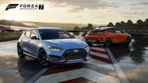 2019 Hyundai Veloster in Forza Motorsport 7