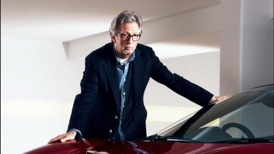 La Ferrari F40 di Eric Clapton è in vendita, serve un milione di euro [VIDEO]