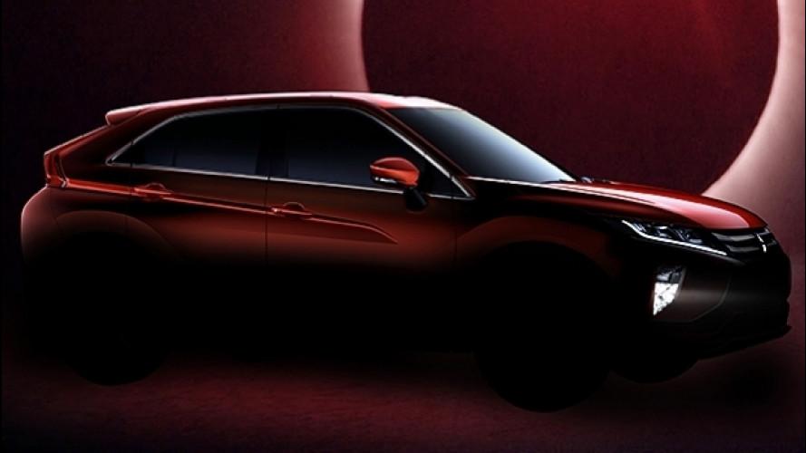 Mitsubishi Eclipse Cross, ecco il SUV compatto per Ginevra