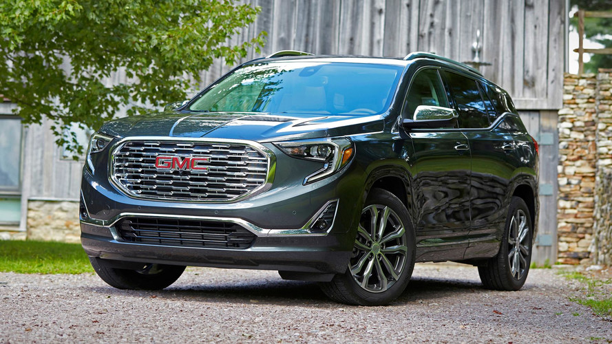 2018 GMC Terrain: First Drive