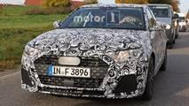 Audi A1 Spy Shots