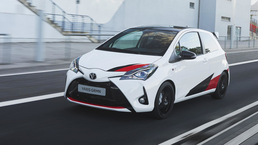 Toyota Yaris GRMN - Performante, incontestablement