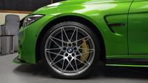 BMW M3 Java Green