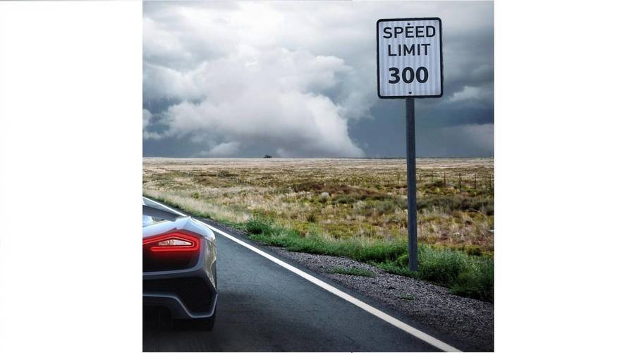 Hennessey Venom F5 To Hit 300 MPH? Teaser Image Suggests So