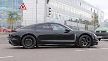 2020 Porsche Mission E casus fotoğrafları