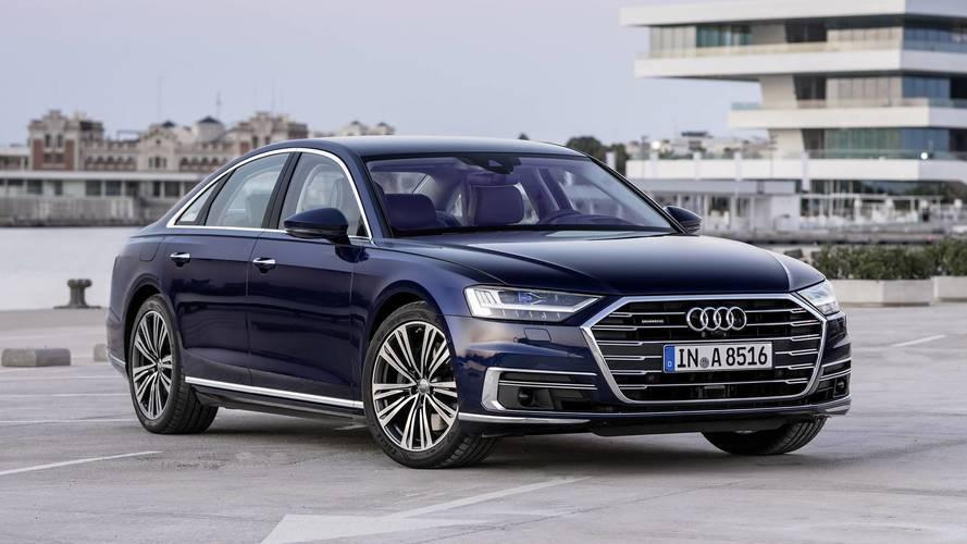 Audi A8 2018: primera prueba