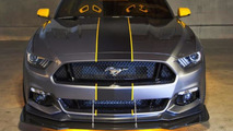 2015 Ford F-35 Lightning II Edition Mustang GT fully revealed