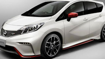 Nissan Note Nismo revealed, goes on sale this fall