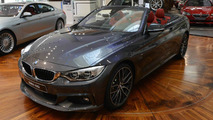 BMW 435i Convertible with M and AC Schnitzer parts