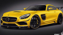 Mercedes-AMG GT by German Special Customs