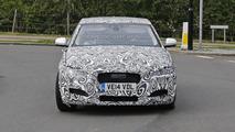 2016 Jaguar XF prototype spy photo
