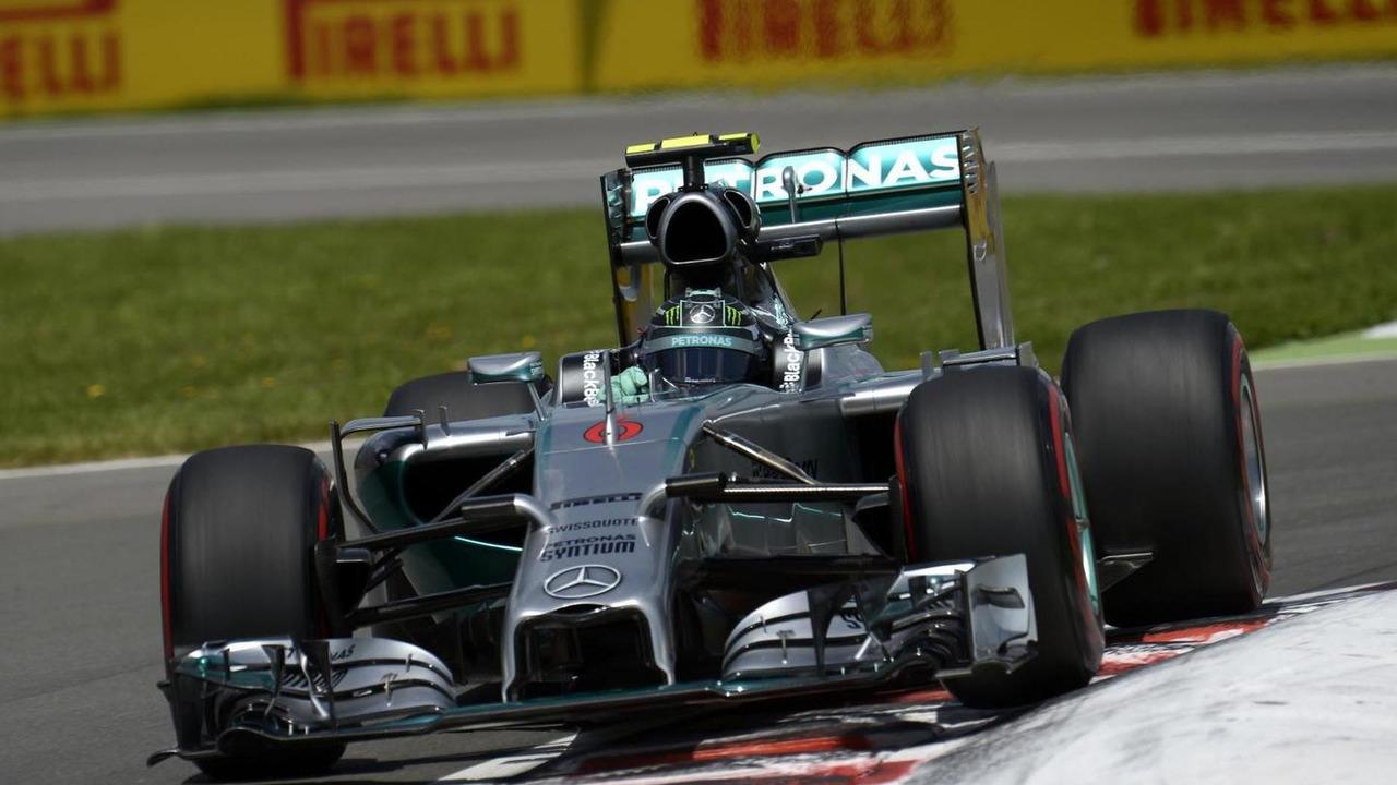 Nico Rosberg (GER), 07.06.2014, Canadian Grand Prix, Montreal / XPB