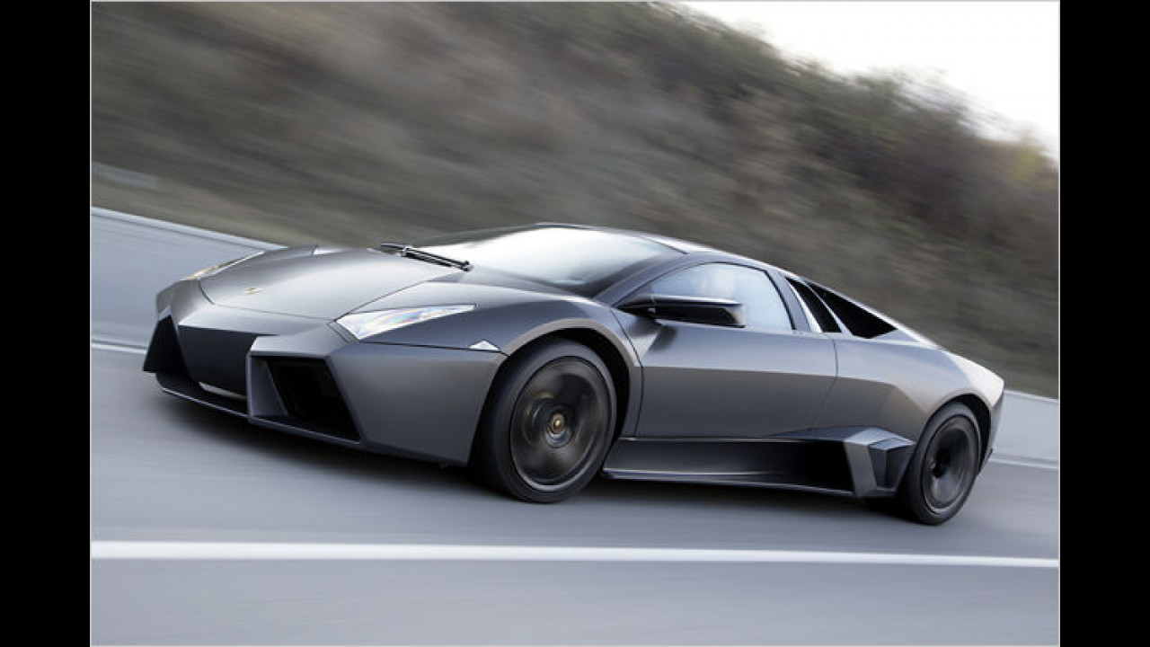 Dreamcars: Lamborghini Reventón