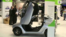 NICE Unveils Super Light Electric Concept at BIMS