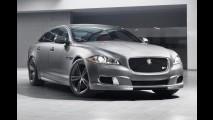 Jaguar XJR: veja a primeira imagem do sedã de 550 cavalos