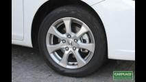 Garagem CARPLACE: Detalhes do visual externo do Novo Honda Civic 2012