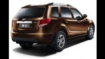 Haima 7 chega ao Brasil - SUV será apresentado no Salão do Automóvel