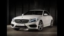 Ainda alemão, novo Mercedes Classe C 2015 é lançado por R$ 138.900