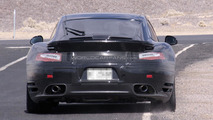 2013 Porsche 911 Turbo spy photo 08.8.2012