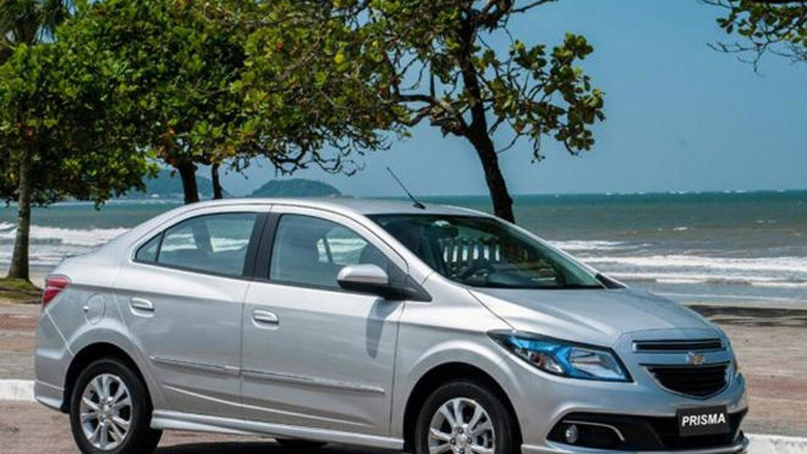 Chevrolet Prisma sedan launched in Brazil [video]