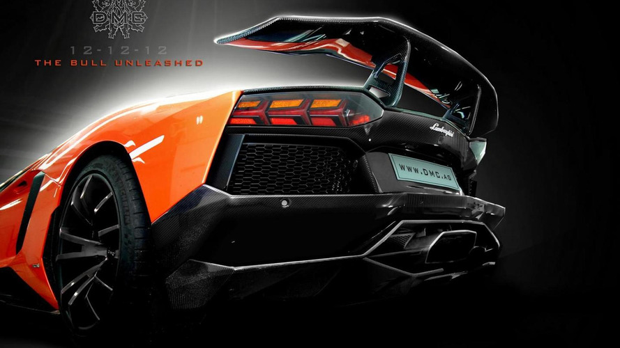 DMC unveils J Speedster-inspired Aventador LP900 SV with 900 HP [video]