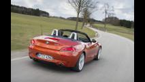 BMW Z4 RESTYLING: Le novità più importanti sono sotto il cofano - TEST