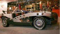 GTM 40TR at Autosport International
