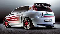 Fiat Grande Punto Abarth S2000