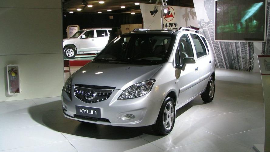 Chinese manufacturers increase presence at NAIAS