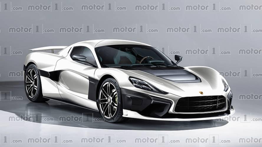 Porsche e Rimac, l'hypercar elettrica è servita